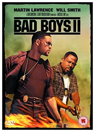 Bad Boys II 2003  BRRip 480p 450MB ( Hindi – English ) MKV