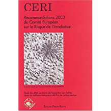 Recommandations 2003 Comite Europeen Sur Risque Irradiation
