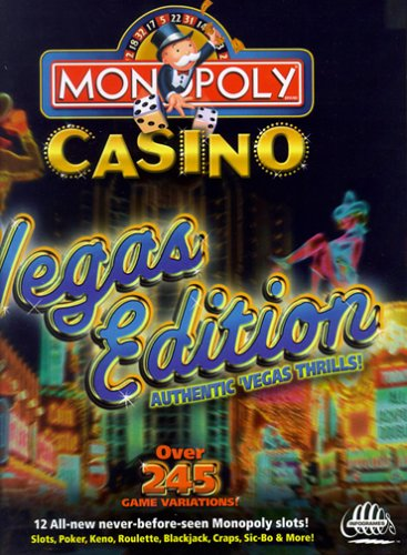 Monopoly casino vegas edition review college football gambling blogs