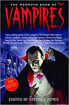 Book The Mammoth Book of Vampires
