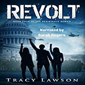 Revolt: Resistance Series, Book 4 | Tracy Lawson