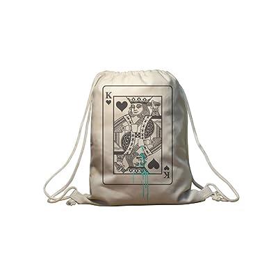 3D printer Funny King Casual bags backpacks Shoulder Bag Schoolbag Travel Bag