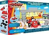 Best K'NEX Toys For 4 Year Old Boys - K'NEX Silver Hatch Garage Building Set Review