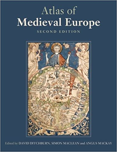 Atlas Of Medieval Europe 2Nd E: Amazon.es: Ditchburn, David: Libros en idiomas extranjeros