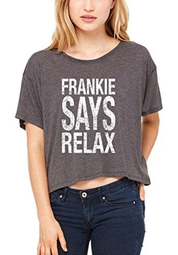 Female Frankie Says Relax