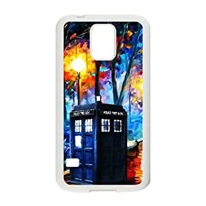 Doctor Who unique pavilion Cell Phone Case for Samsung Galaxy S5