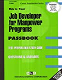 Job Developer for Manpower Programs, Jack Rudman, 0837328659