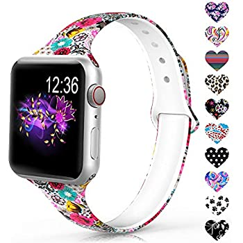 Amazon.com: ACBEE Thin Bands Compatible with Apple Watch