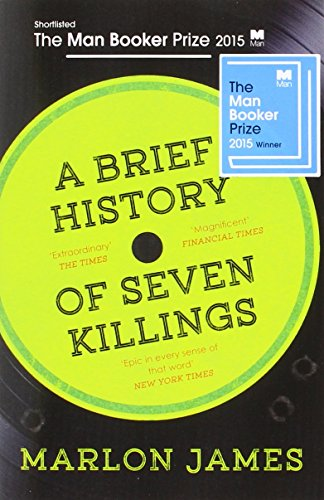 Brief History of Seven Killings Signed