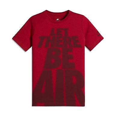 c81fdb2753cb Amazon.com  Nike Boys  Let There Be Air T-Shirt  Clothing