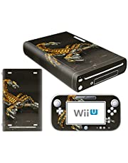 Nintendo Wii U Skin Design Foils Pegatina Set - Scorpion Motivo