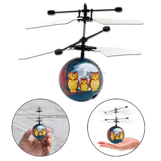 Dedeka Flying Ball,Pelota voladora,Bola Voladora, Owl Pattern ...