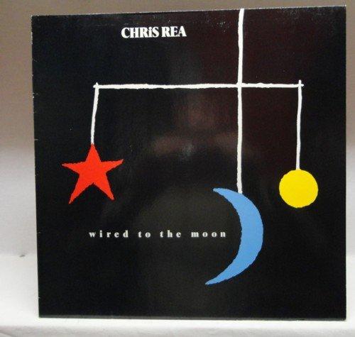 Chris Rea - Wired To The Moon (1984) / Vinyl Record [vinyl-Lp] - Zortam Music
