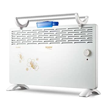 caicolo rful calefactor convector presupuesto calentador 1600 W de bajo consumo de energía Baño Resistente al agua Calefacción para interiores: Amazon.es: ...