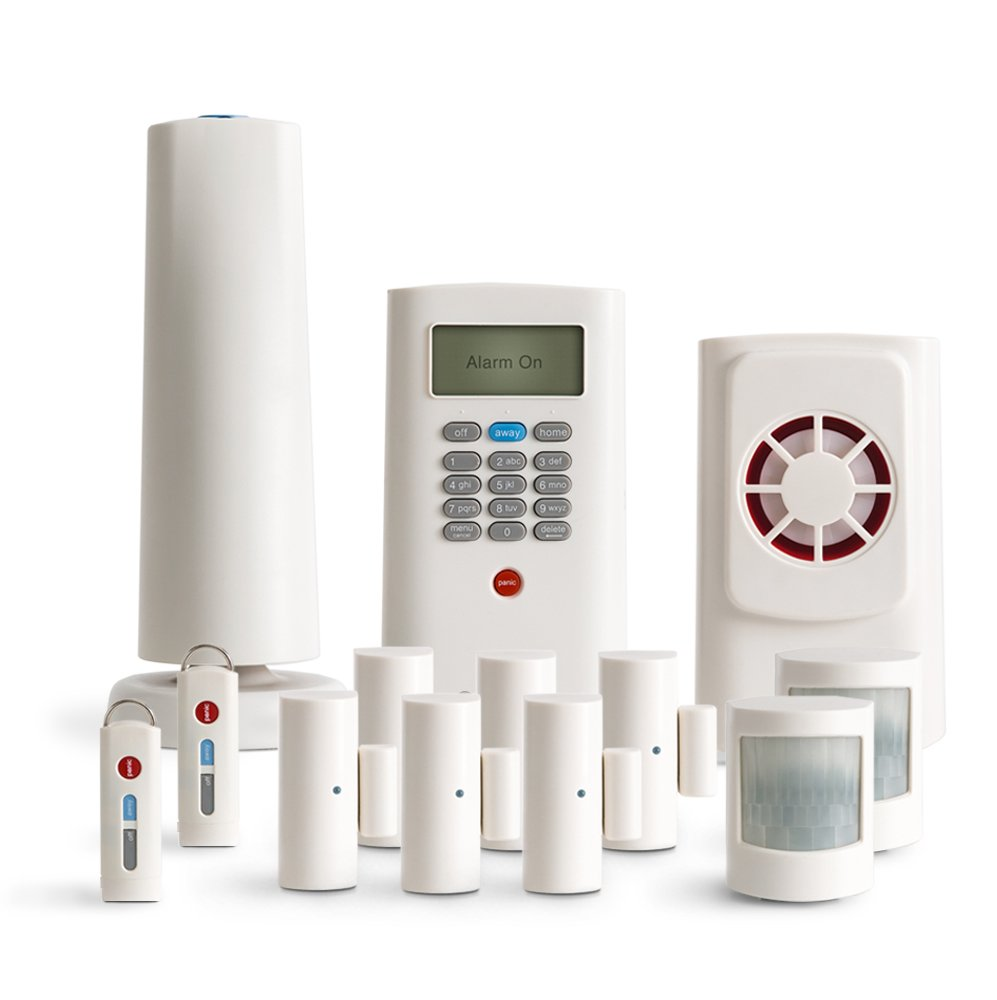 SimpliSafe Wireless Home Security Command Delta