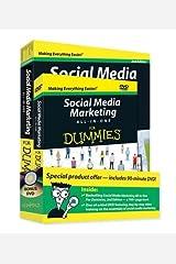 Social Media Marketing All-in-One For Dummies Book + DVD Bundle by Jan Zimmerman (2012-12-18) Paperback