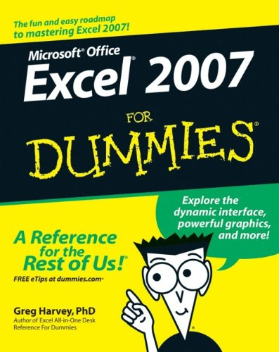 Excel 2007 For - Microsoft Excel 2007
