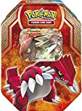 Pokemon Legends of Hoenn Groudon-EX Collector Tin by Pok?mon