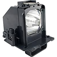 Amazing Lamps 915B441001 SUPERIOR SERIES - New and Improved Technology - 1 Year Warranty - Replacement Lamp with Housing for Mitsubishi TVs - Crystal Clear, Brighter Picture - Superior Quality