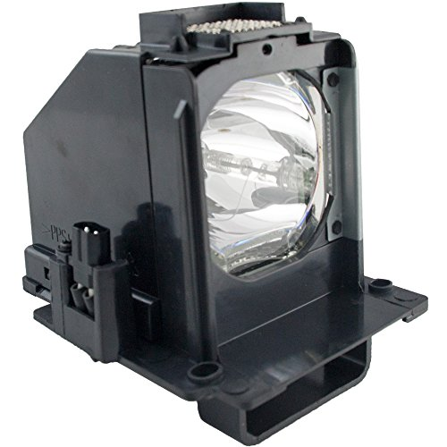 Amazing Lamps Compatible Replacement Lamp in Housing for Mitsubishi Televisions:WD60638, WD60738, WD60C10, (Replacement Television Lamp)