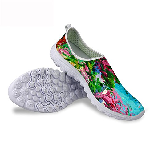 C8wd0395aa Stylish Anti Print Sneakers Slip Shoes Walk Go FancyPrint gn6qxg