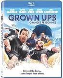 Grown Ups Bilingual [Blu-ray]