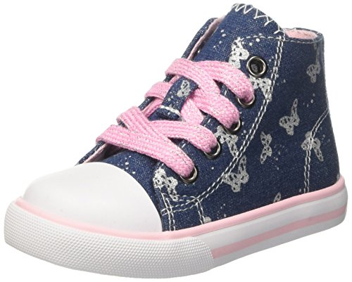 Chicco Cremina, Sneakers para Bebés Azul (Jeans)