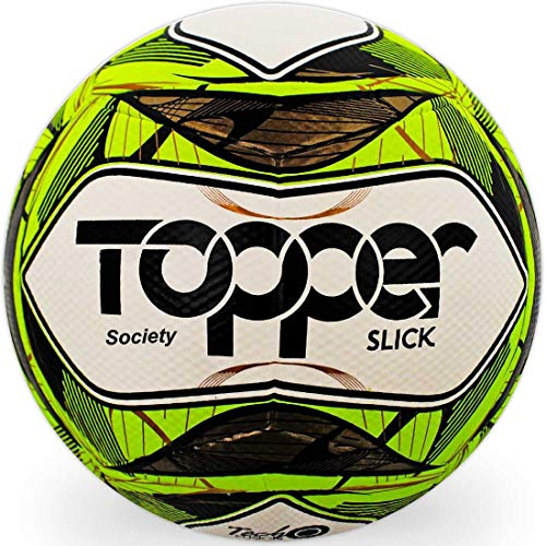 Bola Topper Slick Society Amarela
