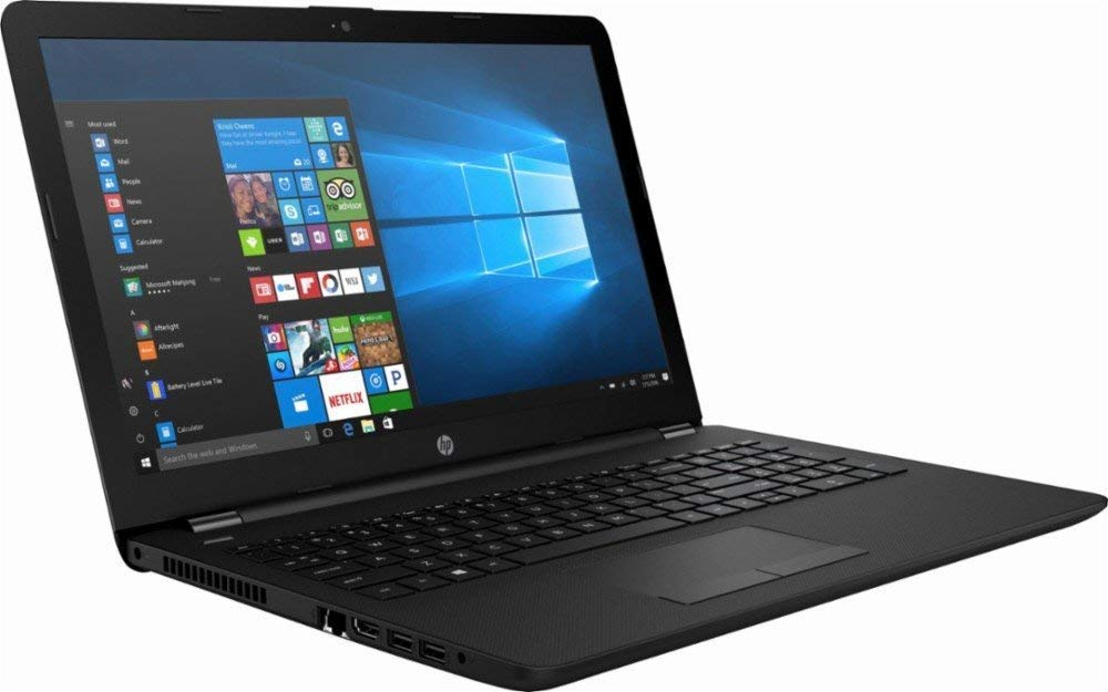 Hp 15.6 Inch HD Thin and Light Laptop ( 7th Gen AMD A6-9220 2.5Ghz APU, 8GB DDR4 Memory, 500GB HDD, Wireless AC, HDMI, Bluetooth, WIndows 10)