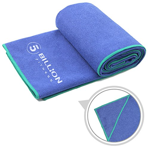 5BILLION Microfiber Yoga Towel Mat