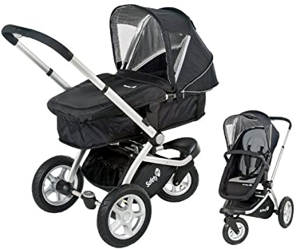 Safety 1st 12584040 - Kit de carrito para viaje: Amazon.es: Bebé