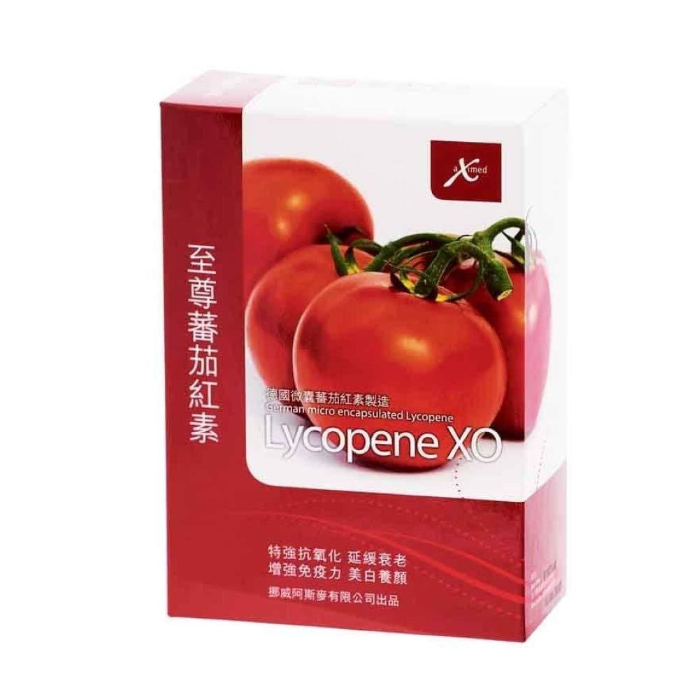 AXIMED Lycopene XO 36 Capsules - Improve Men'S Health - Vitamins & Dietary Supplements - Herbal Supplements - Hong Kong