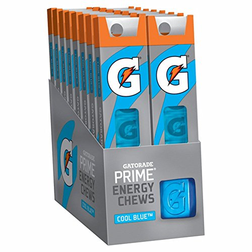 Amazon Com Neuro Nutrional Drink New Improved Formula 12: Gatorade Energy Chews Cool Blu