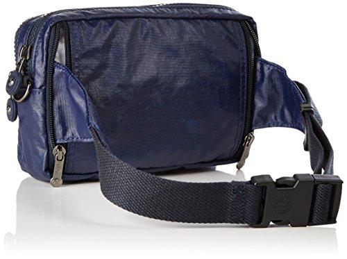 lacquer Tracolla Blu Indigo A Kipling Borsa Multiple Sport Donna WBq6waAPw