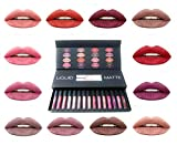 huda beauty lipsticks matte- Set of 16 shades-liquid matte lipsticks