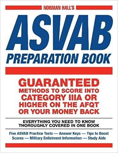 What is a breakdown of an acceptable ASVAB score?