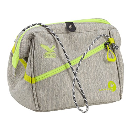 Salewa chalk bag Rockey beige/grey by Salewa