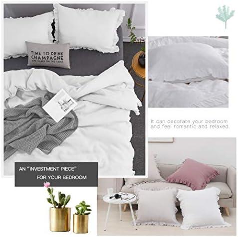 "Details about  /Nordstrom At Home 165784 /""Terra/' Cotton /& Linen Sham Euro Sham Size 26/"" x 26/"""