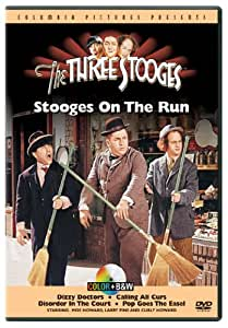 Three Stooges Stooges on the Run [Import]