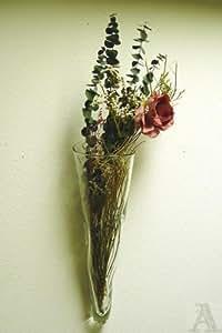 """Large 15"""" Wall Sconce Flower Pocket Vase - - Amazon.com on Pocket Wall Sconce For Flowers id=74531"""