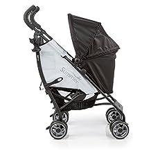 Summer Infant 3D Flip Convenience Stroller, Black/Grey