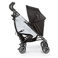 The Summer Infant 3D flip will change the way you look at convenience strollers. The unique reversible seat design allows baby to face you when they are younger and then face the world as they grow and become more curious. With an air light a...