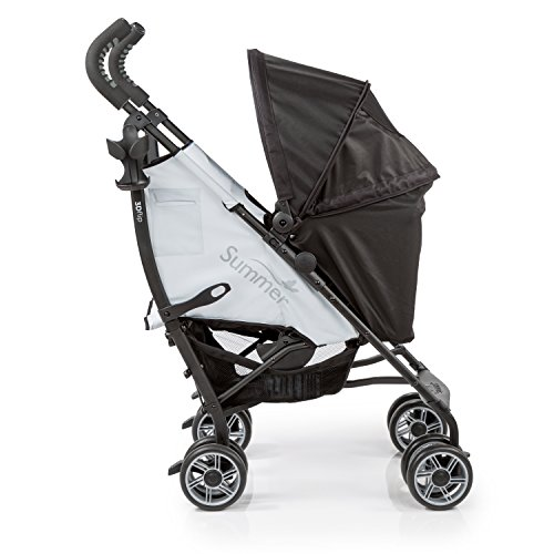 Umbrella Compact Stroller - Summer Infant 3Dflip Convenience Stroller, Double Take