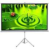 100 Inch Projector Screen - Gotobuy 100