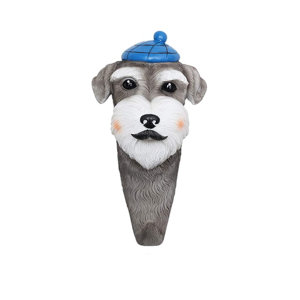 LXY Americano Simpatico Gancio Decorativo per Animali Gancio per Appendere a Parete