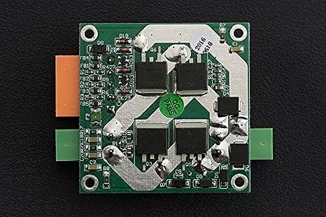 DFRobot/_15A Single DC Motor Driver