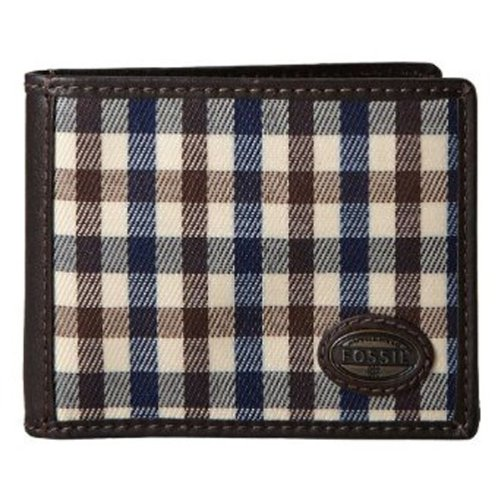 Carteras - Monederos Tela hombre SLM ESTATE TRAVELER PLAID ML3022917: Amazon.es: Zapatos y complementos