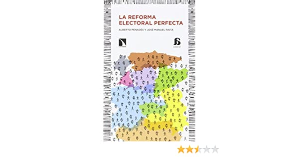 La reforma electoral perfecta COLECCION ALTERNATIVAS: Amazon.es ...