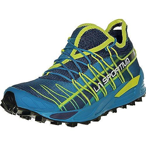 80b0a9a37f60b La Sportiva Mutant - Zapatillas trail running para hombre - amarillo azul  2016 bueno