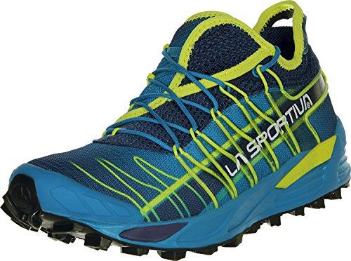 La Sportiva Mutant - Zapatillas trail running para hombre - amarillo/azul 2016 blue/sulphur